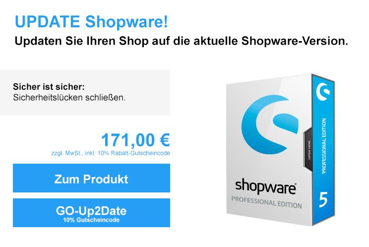 Update Shopware
