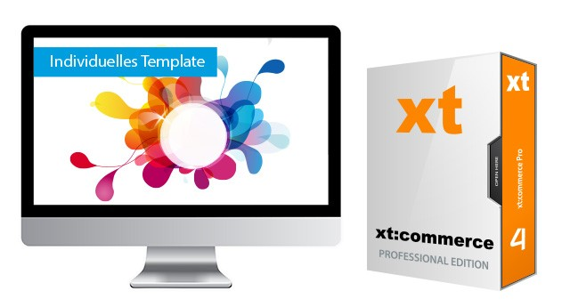 Individuelles Template xtcommerce