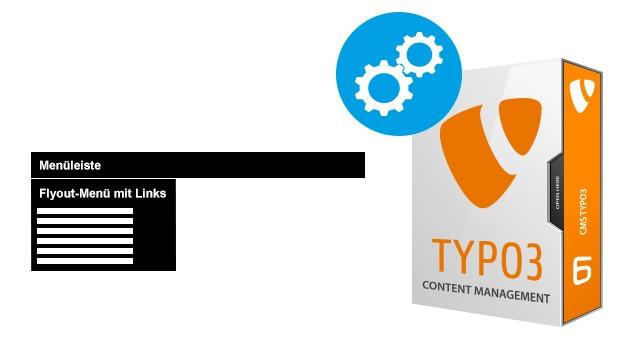 Plugin Flyoutmenü für Typo3