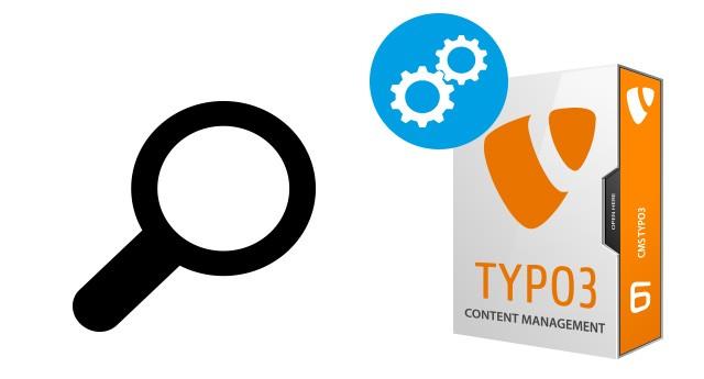 Plugin Indexed Search für Typo3