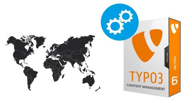 Plugin Sprachen / Language Menu für Typo3