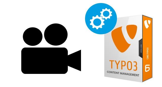 Plugin Videoplayer auf Website für Typo3