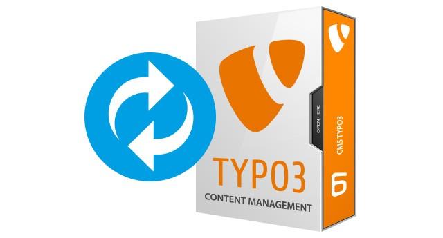 Update Typo3 6.2 LTS