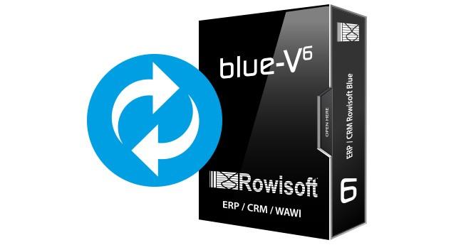 Update Rowisoft Blue