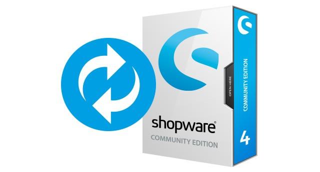 Update Shopware 4 CE / PE